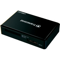 Transcend RDF8 USB 3.0 card reader - back